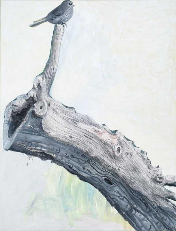 Aftermath 7, Mischtechnik auf Leinwand, 170 x 130 cm
