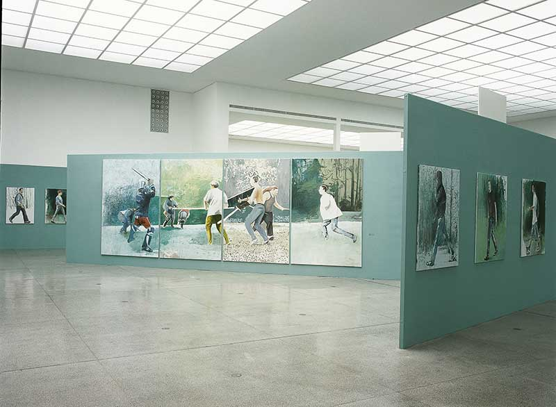 Out There, Secession, 2004, 2