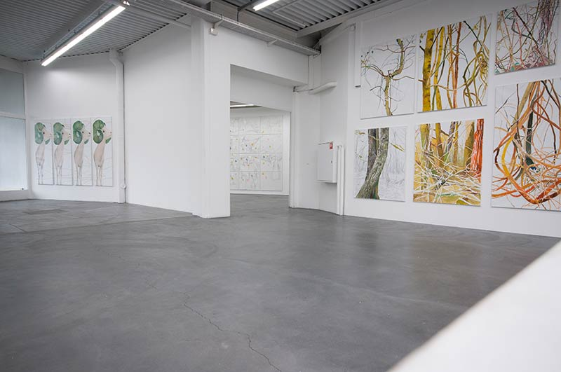 4 Seasons, Kunsthaus Baselland, 2011, 2