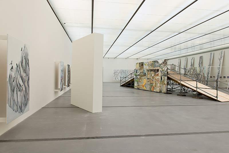 Möblierung der Wildnis, Lentos Kunstmuseum Linz, 2014, 3