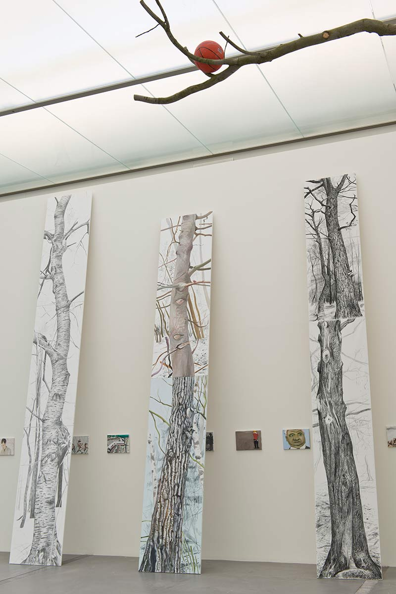 Möblierung der Wildnis, Lentos Kunstmuseum Linz, 2014, 5