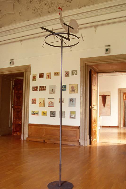 … die Blume, die Leiter … Museum Moderner Kunst Stiftung Ludwig, 1997, 2