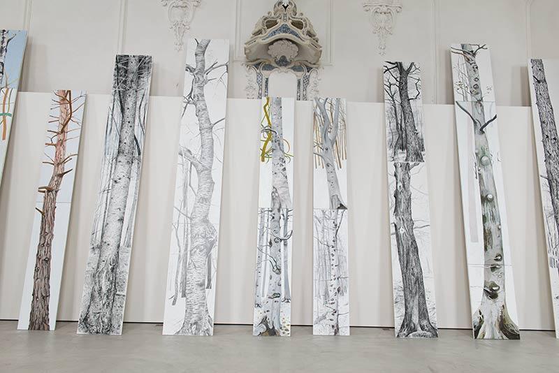 Printemps, Haus der Kunst St. Josef, Solothurn, 2014, 1