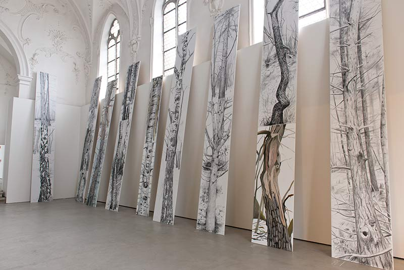 Printemps, Haus der Kunst St. Josef, Solothurn, 2014, 2