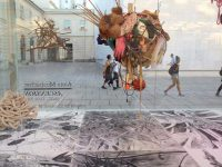Ascension: Installation von Alois Mosbacher, ArtBox Museumsquartier Wien