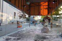 Ascension: Installation von Alois Mosbacher, ArtBox Museumsquartier Wien