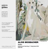 Alois Mosbacher Ausstellung Reflex