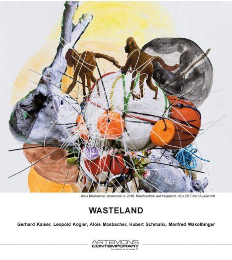 Alois Mosbacher Wasteland