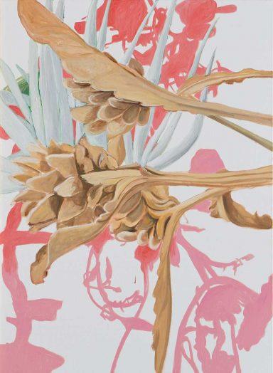 Bella 2017, Öl auf Leinwand, 150 x 110 cm