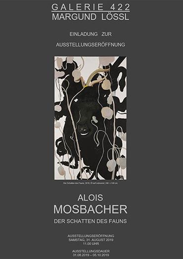 Alois Mosbacher, Schatten des Fauns